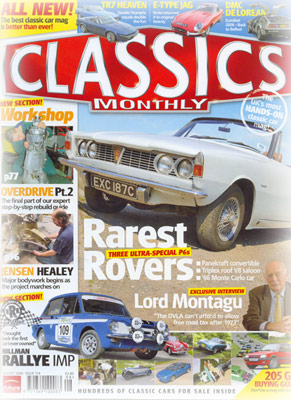 Classics Monthly - August 200